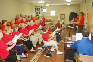 Adult Choir Practice @ Choir room