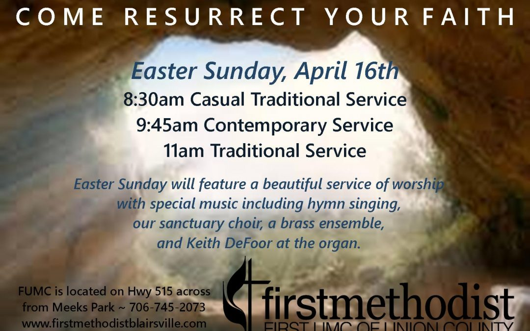 Lent and Easter Events